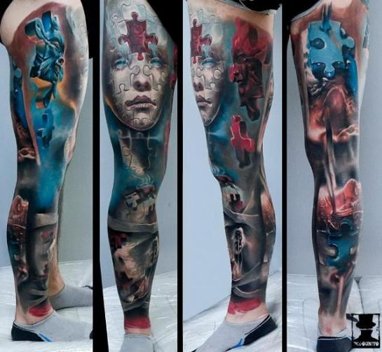 Interview With Tomasz Tofi Torfinski Ink Ognito Tattoo
