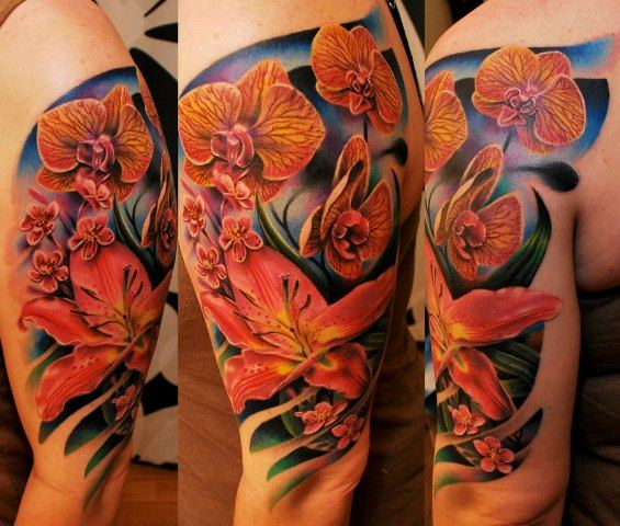 Tattoo Interview With Maris Pavlo