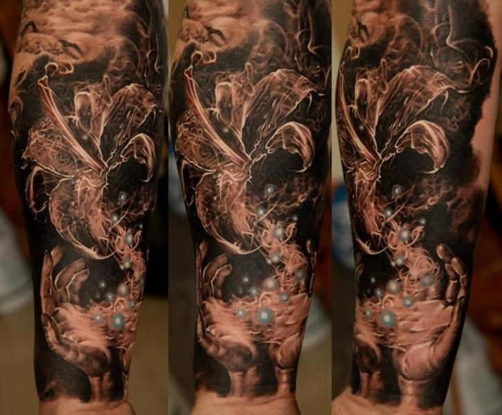 Interview with dmitriy samohin for Top 100 tattoo artists world