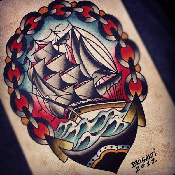 Samuele Briganti - Tattoo Expo Bologna