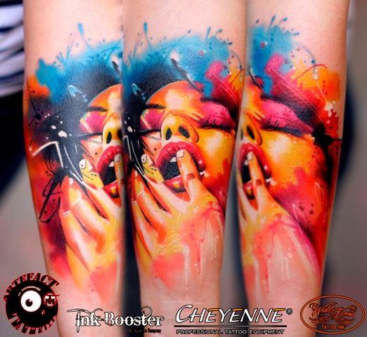 Interview with Maks Kornev | Tattoo studio \
