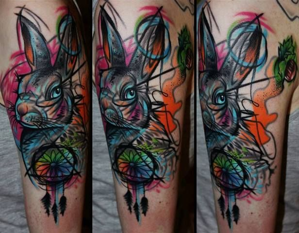Tato Art Styles: Interview With Gabor Kanyuk / Guest Spot At