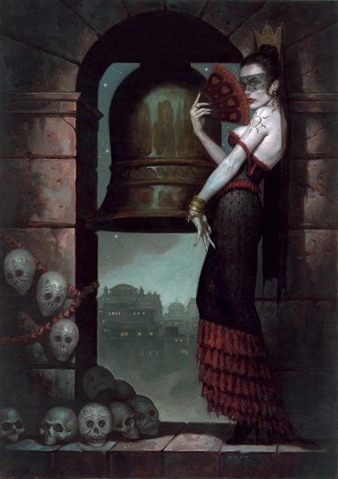 Exclusive Interview Brom Art Gothic Fairy Tale