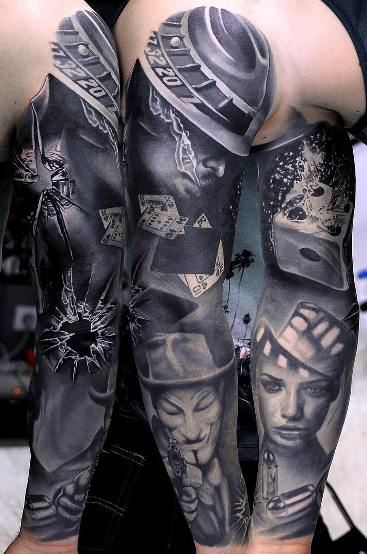 ebf71f47988 Q  Tattoo realism is probably one of the most popular tattoo styles  nowadays. I think it is really difficult to be good at it